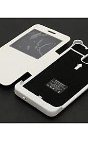 Batteria esterna caso pacchetto caricatore per il Samsung Galaxy Note 3 (4200mAh)