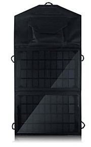 7W Foldable Portable Solar External Battery Charger for Samsung Nokia Sony HTC etc