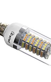 E14/GU10/G9/E26/E27 6 W 120 SMD 3528 420 LM Naturlig hvit Kornpære AC 220-240 V