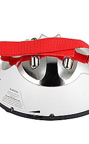 temperatura polígrafo detector de mentiras choque elétrico com 5 luzes LED