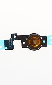 Home Button Menu Flex Cable Ribbon Replacement Parts for Apple iPhone 5C