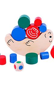 træ snegl balance Baby pædagogisk legetøj