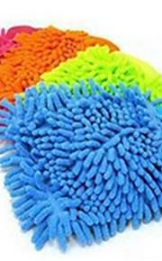 Car Wash Mitten Mitt Microfiber Washing Glove