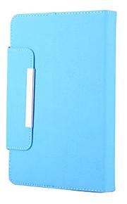 """estilo folio universales flip magnética del cuero de la tableta soporte para 7 """"8"""" 9 """"9.7"""" 10 """"(colores surtidos)"""