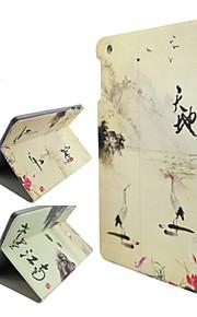 tiandirenhe bläck Jiangnan designmodeller står sova hölster för ipad 2/3/4