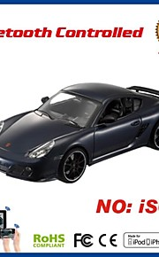i-controle licenciado do carro do bluetooth porsche para iphone, ipad e android is610