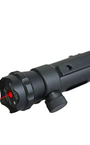 lt-016 ponteiro laser vermelho (5mW, 650nm, 1x16340, preto)