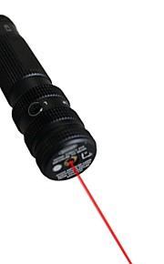 lt-g21 ponteiro laser vermelho (4mw, 650nm, 1x16340, preto)