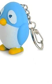 Penguin LED Keychain Flashlights(AG10*3)