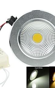5 W- Innfellt Retrofit - Taklamper (Warm White/Kald Hvit , Dekorativ) 560 lm- AC 85-265
