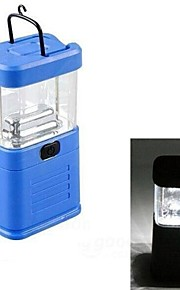 LS043 11 LED Portable Camping Fishing lantern Night Light Lamp(Random Colors)
