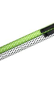 eenvoudige gekleurde stippen universele screen stylus pen