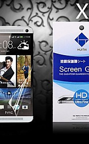 HD Screen Protector with Dust-Absorber for HTC ONE/M7 (7 PCS)