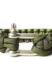 Survival Bracelet Survival Hiking Alloy