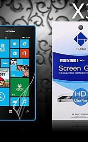 노키아 루미아 525분의 520에 대한 먼지 흡수와 HD 스크린 프로텍터 (3 개)