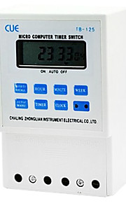 """TB-125 1.8"""" LCD Micro Computer Time Switch (12V)"""