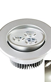 3 W- Innfellt Retrofit - Taklamper (Natural White , Dekorativ) 300-350 lm- AC 85-265
