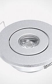 3 W- Innfellt Retrofit - Innfelte lamper/Taklamper/Panellamper (Warm White , Mulighet for demping) 200-300 lm- AC 220-240