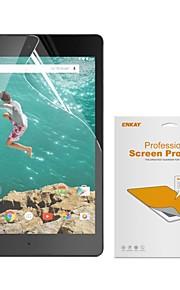 Enkay duidelijke hd beschermende huisdier screen protector voor de Google Nexus 9