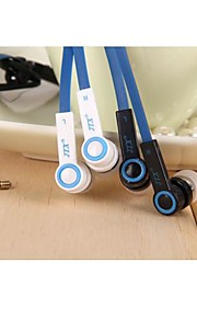 JTX-JL760 High Quality Volume Control In Ear Earphone for Iphone and Android Phones
