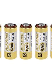 koonenda 28mm 55mah 12v wegwerp alkaline batterij (5 stuks)