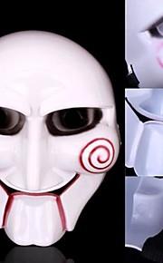 fabulosos a máscara de palhaço figura serra assustadores Gadgets Brincadeiras para festa a fantasia do dia das bruxas