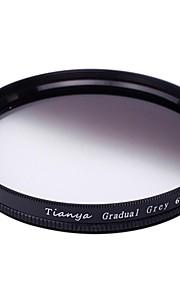 Tianya 67 milímetros circular graduado filtro cinza para Nikon D7100 D7000 18-105 18-140 canon 700d 600d 18-135