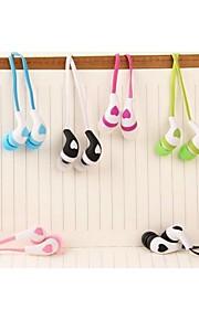 ev-270isl stil gelé farge in-ear hodetelefoner for iphone og andre (assorterte farger)