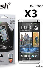 High Transparency Matte LCD Screen Protector for HTC One Mini (3 Pieces)