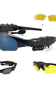 winait® BT-4 smarte solbriller, Bluetooth 4.0 / hånd-gratis opkald til Android / iOS smartphone