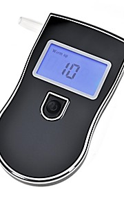 Advanced Professional Police Digital Breath Alcohol Tester Breathalyser Detector