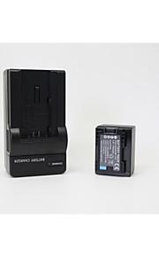 BP-718+charger - Li-ion - Batterij - voorfor Canon VIXIA HF M500 HF M50 HF R32 iVIS HF R31 iVIS HF R42 <br>LEGRIA HF M506 LEGRIA HF M52 LEGRIA HF M56