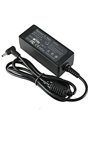 19v 1.75a 33W ac laptop strømadapter lader for asus Ultrabook s200e x201e x202e s200l S220