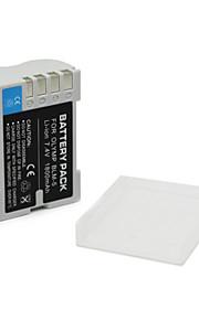 BLM-5 - Li-ion - Batterij - voorfor OlympusE-5/E-3/E-1/E-30/E-300/E-330/E-500/E-510/E-520 C-5060 Wide Zoom C-7070 Wide Zoom C-8080 Wide