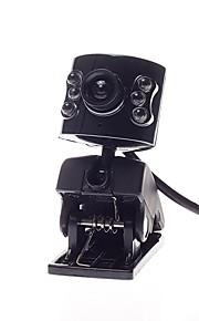8.0 - 640 x 480 - met Nacht Zicht LED/Ingebouwde Microfoon/HD Video Bellen/Flexibel - Draagbaar