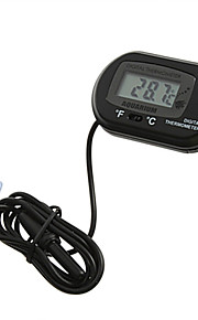 "Mini 1.2"" LCD Digital Thermometer with Sensor Probe (1 x LR44)"