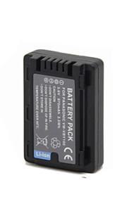 VW-VBY100 - Li-ion - Batterij - voor for  Panasonic HC-V720 HC-V727 HC-V710 HC-V520 HC-V510 HC-V210 HC-V201 HC-V110 - 3.6V - ( V ) -