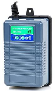 2.5W Aquarium Air Pump (Grey)