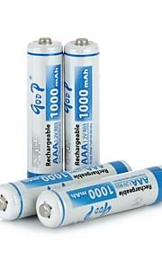 Ni-MH - Aaa - Batterij - 1000 - ( mAh pcs