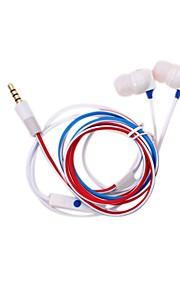 Jablko do uší - Drátový - Sluchátka (pecky, do uší) ( Mikrofon/ovládání hlasitosti/pecky )
