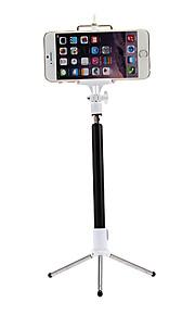 trådløs multi-funktion telefon foto-hensyntagen kamera stativ monopod til mobiltelefon (inkluderet iphone 4 5 7 samsung)