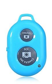 bluetooth trådløs fjernbetjening kamera udløseren til iPhone, iPad, Samsung og andre iOS Android-telefoner