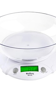 1g-7kg Multifunction Digital LCD Electronic Parcel Food Weight with Bowl Kitchen Scale Weighing Scales Cooking Tools