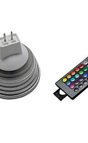 5 W- MR16 - Spotlights ( RGB , Remote-kontrolleret )
