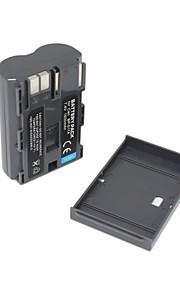 BP-511A - Li-ion - Batterij - voor for Canon EOS 5D, EOS 10D, EOS 20D, EOS 20Da, EOS 30D, EOS 40D, EOS 50D, EOS 300D, EOS D30, ESO D40, EOS D60, -