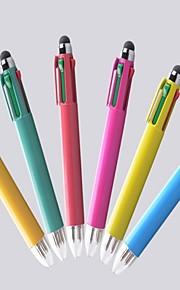 Touchscreen-Schreibstift mit Kugelschreiber für iPad, iPhone und Android-Tabletten mehr