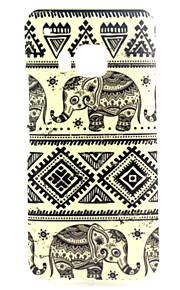 코끼리 패턴 TPU 다시 경우 HTC 한 M9에 대한
