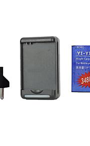 batería de repuesto - 3480 - Samsung - Samsung i9500 S4 - I9500 - Sí - USA/UE -