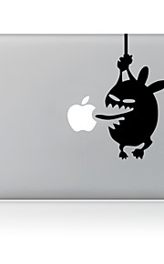 den spiser utforming dekorative hud klistremerke for MacBook Air / pro / pro med retina-skjerm