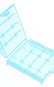 5 Universal Battery Storage Box / Alkaline Battery case